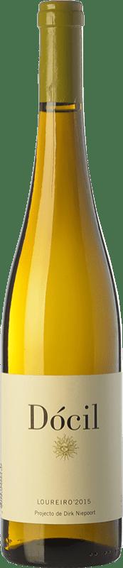 9,95 € | White wine Niepoort Dócil I.G. Vinho Verde Vinho Verde Portugal Loureiro Bottle 75 cl