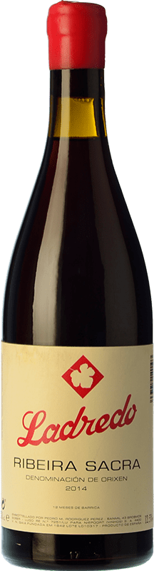 46,95 € Envoi gratuit   Vin rouge Niepoort Ladredo Joven D.O. Ribeira Sacra Galice Espagne Mencía, Grenache Tintorera Bouteille 75 cl