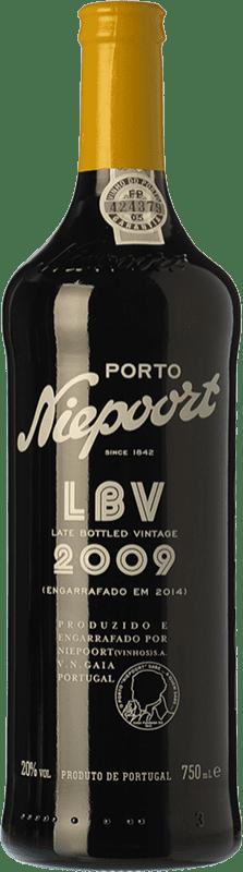 17,95 € | Fortified wine Niepoort LBV I.G. Porto Porto Portugal Touriga Franca, Touriga Nacional, Tinta Amarela, Tinta Cão, Sousão, Tinta Francisca Bottle 75 cl