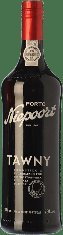13,95 € | Fortified wine Niepoort Tawny I.G. Porto Porto Portugal Touriga Franca, Touriga Nacional, Tinta Amarela, Tinta Cão, Sousão, Tinta Francisca Bottle 75 cl
