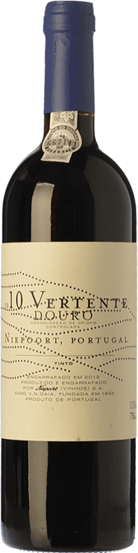 19,95 € | Red wine Niepoort Vertente Crianza I.G. Douro Douro Portugal Touriga Franca, Touriga Nacional, Tinta Roriz, Tinta Amarela Bottle 75 cl