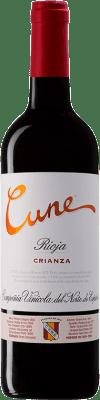 Norte de España - CVNE Cune Rioja Crianza 75 cl