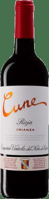 Norte de España - CVNE Cune Rioja Crianza 1,5 L