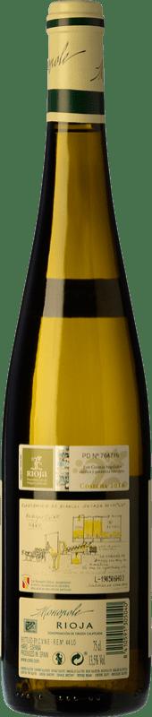23,95 € Free Shipping   White wine Norte de España - CVNE Monopole Clásico Crianza D.O.Ca. Rioja The Rioja Spain Viura, Palomino Fino Bottle 75 cl