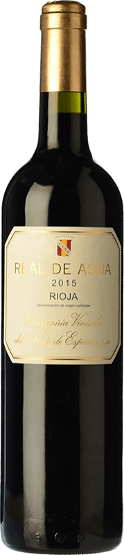 68,95 € | Red wine Norte de España - CVNE Real de Asúa Reserva D.O.Ca. Rioja The Rioja Spain Tempranillo Bottle 75 cl