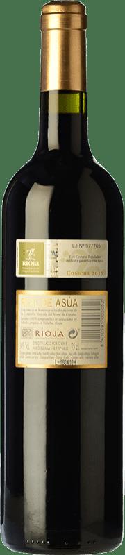 63,95 € Free Shipping   Red wine Norte de España - CVNE Real de Asúa Reserva D.O.Ca. Rioja The Rioja Spain Tempranillo Bottle 75 cl