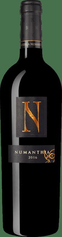 45,95 € Envío gratis | Vino tinto Numanthia Termes Numanthia Crianza D.O. Toro Castilla y León España Tinta de Toro Botella 75 cl