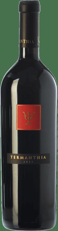 261,95 € 免费送货   红酒 Numanthia Termes Termanthia Crianza D.O. Toro 卡斯蒂利亚莱昂 西班牙 Tinta de Toro 瓶子 75 cl