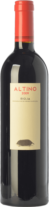 18,95 € Envoi gratuit | Vin rouge Obalo Altino Joven D.O.Ca. Rioja La Rioja Espagne Tempranillo Bouteille 75 cl