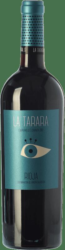 11,95 € Envoi gratuit | Vin rouge Obalo La Tarara Crianza D.O.Ca. Rioja La Rioja Espagne Tempranillo Bouteille 75 cl