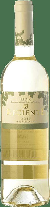 6,95 € Envoi gratuit | Vin blanc Olarra Reciente Joven D.O.Ca. Rioja La Rioja Espagne Viura Bouteille 75 cl
