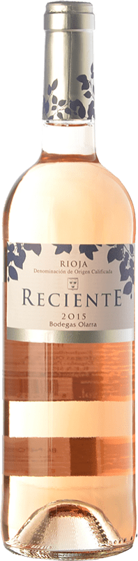 6,95 € | Rosé wine Olarra Reciente Joven D.O.Ca. Rioja The Rioja Spain Tempranillo Bottle 75 cl