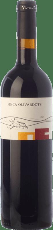 14,95 € | Red wine Olivardots Finca Vermell Joven D.O. Empordà Catalonia Spain Syrah, Grenache, Carignan Bottle 75 cl