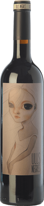 8,95 € | Red wine Oliveda Ulls Negres Joven D.O. Empordà Catalonia Spain Grenache Bottle 75 cl