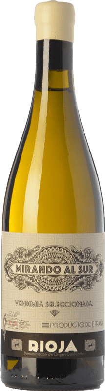 97,95 € | White wine Olivier Rivière Mirando al Sur Crianza D.O.Ca. Rioja The Rioja Spain Viura Bottle 75 cl