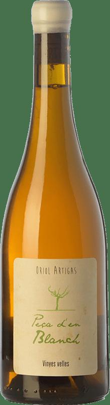 33,95 € | White wine Oriol Artigas Peça d'en Blanch Blanc Spain Xarel·lo, Pansa Rosé Bottle 75 cl