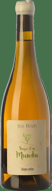25,95 € | White wine Oriol Artigas Vinya d'en Mundu Crianza Spain Xarel·lo Bottle 75 cl