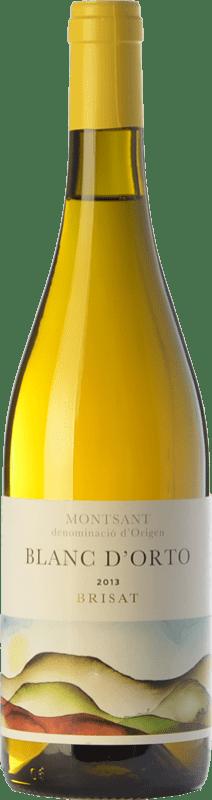 19,95 € | White wine Orto Blanc Brisat Crianza D.O. Montsant Catalonia Spain Grenache White Bottle 75 cl