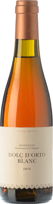 14,95 € | Sweet wine Orto Dolç Blanc D.O. Montsant Catalonia Spain Grenache White, Macabeo, Picapoll Half Bottle 37 cl
