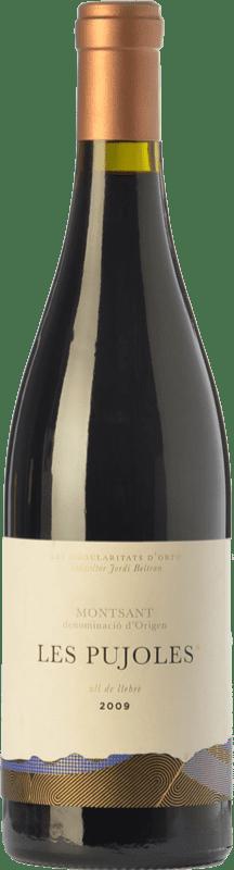 37,95 € | Red wine Orto Les Pujoles Crianza D.O. Montsant Catalonia Spain Tempranillo Bottle 75 cl