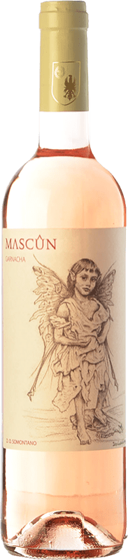 6,95 € | Rosé wine Osca Mascún Rosado D.O. Somontano Aragon Spain Grenache Bottle 75 cl