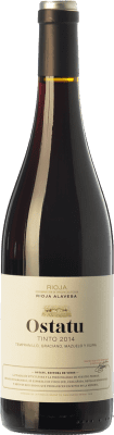 Ostatu Cosecha Rioja Joven 75 cl