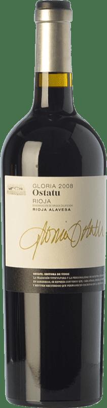 41,95 € 免费送货 | 红酒 Ostatu Gloria Reserva D.O.Ca. Rioja 拉里奥哈 西班牙 Tempranillo 瓶子 75 cl