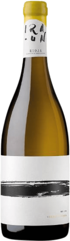 38,95 € Free Shipping   White wine Oxer Bastegieta Iraun Crianza D.O.Ca. Rioja The Rioja Spain Viura Bottle 75 cl