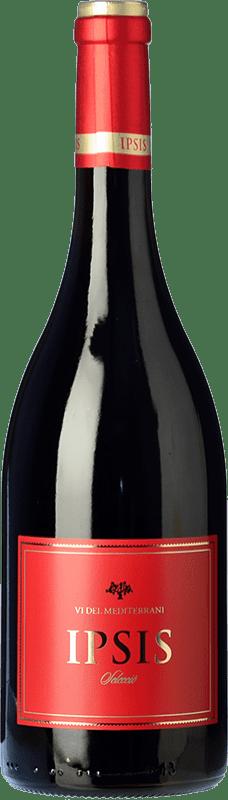 8,95 € Free Shipping | Red wine Padró Ipsis Selección Joven D.O. Tarragona Catalonia Spain Tempranillo Bottle 75 cl