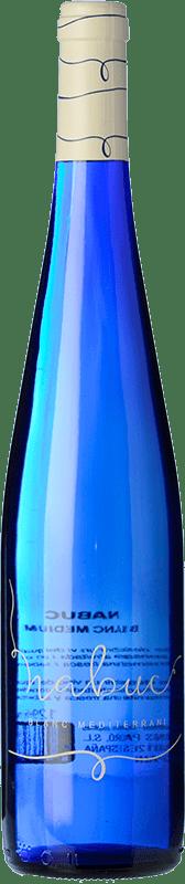 5,95 € 免费送货 | 白酒 Padró Nabuc 半干 西班牙 Grenache White, Muscatel 瓶子 75 cl