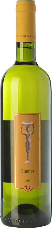 11,95 € Free Shipping | White wine Pagani de Marchi Blumea I.G.T. Toscana Tuscany Italy Vermentino Bottle 75 cl