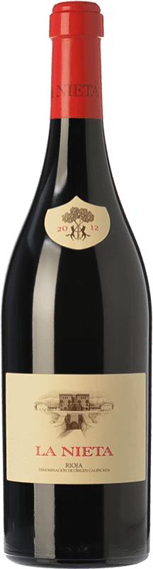 197,95 € Free Shipping | Red wine Páganos La Nieta Crianza D.O.Ca. Rioja The Rioja Spain Tempranillo Magnum Bottle 1,5 L