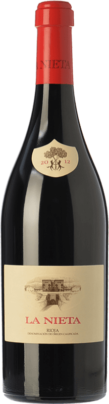 82,95 € Free Shipping | Red wine Páganos La Nieta Crianza D.O.Ca. Rioja The Rioja Spain Tempranillo Bottle 75 cl