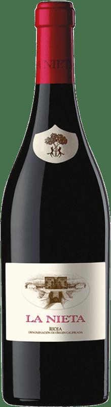 82,95 € Envoi gratuit | Vin rouge Páganos La Nieta Crianza D.O.Ca. Rioja La Rioja Espagne Tempranillo Bouteille 75 cl