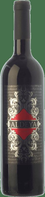 6,95 € Free Shipping | Red wine Pago de Aylés Aldeya Joven D.O. Cariñena Aragon Spain Grenache Bottle 75 cl