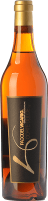 6,95 € Free Shipping | Sweet wine Pago del Vicario Corte Dulce I.G.P. Vino de la Tierra de Castilla Castilla la Mancha Spain Chardonnay, Sauvignon White Half Bottle 50 cl