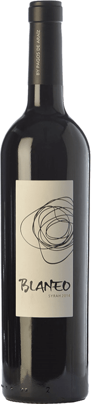16,95 € | Red wine Pagos de Aráiz Blaneo Crianza D.O. Navarra Navarre Spain Syrah Bottle 75 cl