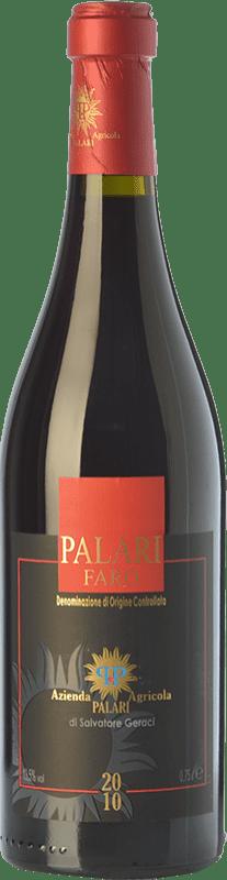 53,95 € Free Shipping | Red wine Palari D.O.C. Faro Sicily Italy Nerello Mascalese, Nerello Cappuccio, Nocera, Calabrese Bottle 75 cl