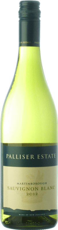24,95 € | White wine Palliser Estate I.G. Martinborough Martinborough New Zealand Sauvignon White Bottle 75 cl