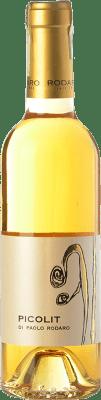 29,95 € Free Shipping | Sweet wine Paolo Rodaro D.O.C.G. Colli Orientali del Friuli Picolit Friuli-Venezia Giulia Italy Picolit Half Bottle 37 cl