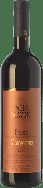 99,95 € Free Shipping | Red wine Paolo Scavino Monvigliero D.O.C.G. Barolo Piemonte Italy Nebbiolo Bottle 75 cl