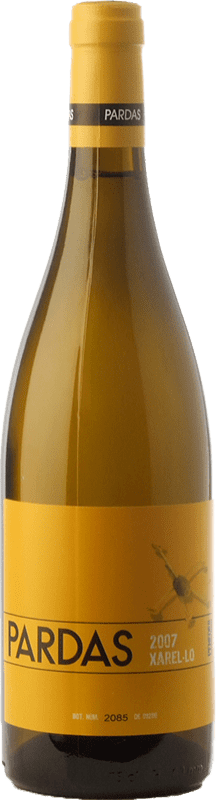 19,95 € | White wine Pardas Crianza D.O. Penedès Catalonia Spain Xarel·lo Bottle 75 cl