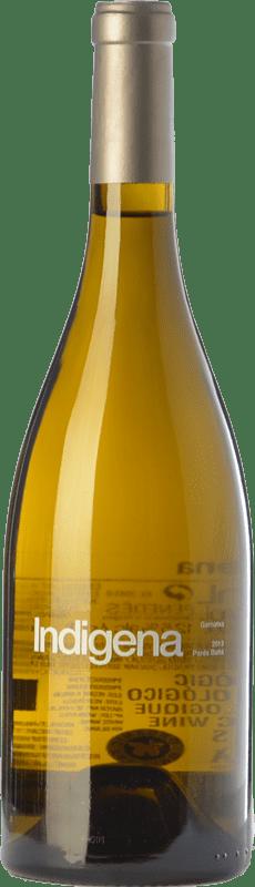 9,95 € Envoi gratuit | Vin blanc Parés Baltà Indígena Blanc D.O. Penedès Catalogne Espagne Grenache Blanc Bouteille 75 cl