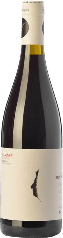 25,95 € Envío gratis | Vino tinto Pascona La Mare Tradició Crianza D.O. Montsant Cataluña España Garnacha Botella 75 cl