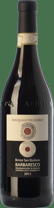 31,95 € | Red wine Pasquale Pelissero Bricco San Giuliano D.O.C.G. Barbaresco Piemonte Italy Nebbiolo Bottle 75 cl