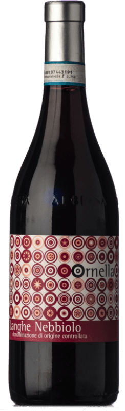 11,95 € Free Shipping | Red wine Pasquale Pelissero Pasqualin D.O.C. Langhe Piemonte Italy Nebbiolo Bottle 75 cl