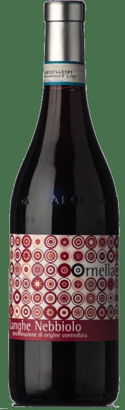11,95 € | Red wine Pasquale Pelissero Pasqualin D.O.C. Langhe Piemonte Italy Nebbiolo Bottle 75 cl