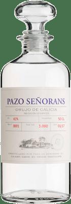 19,95 € Envío gratis | Orujo Pazo de Señoráns D.O. Orujo de Galicia Galicia España Media Botella 50 cl
