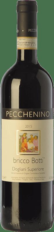 19,95 € | Red wine Pecchenino Superiore Bricco Botti D.O.C.G. Dolcetto di Dogliani Superiore Piemonte Italy Dolcetto Bottle 75 cl