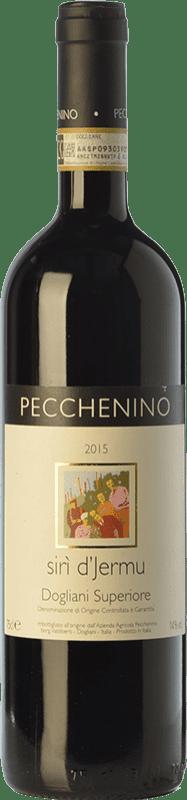 18,95 € | Red wine Pecchenino Superiore Sirì d'Jermu D.O.C.G. Dolcetto di Dogliani Superiore Piemonte Italy Dolcetto Bottle 75 cl
